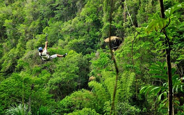Best Samana Zipline Tours.