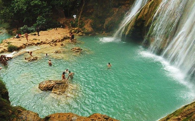 Waterfall Limon Low Price Tours in Samana.
