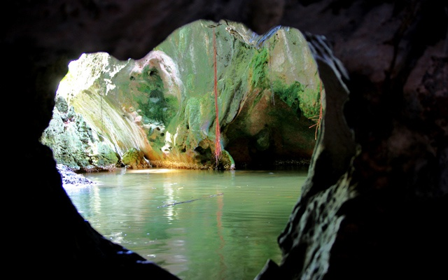 Samana Tours to Los Haitises National Park & Caverns.