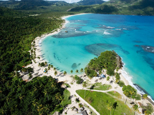 Samana Playa Rincon Beach Tour & Excursion - From Samana Town in Dominican Republic - Discover with us World Famous Playa Rincon in Samana...